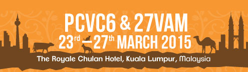 6th Pan Commonwealth Veterinary Conference of the CVA and the 27th Congress of the Veterinary Association of Malaysia