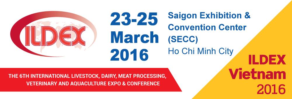ILDEX Vietnam - 23 - 25 March 2016
